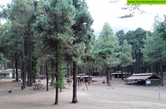 El Cabildo cierra las áreas recreativas y prohíbe las jornadas de caza mayor y menor por riesgo de incendio forestal
