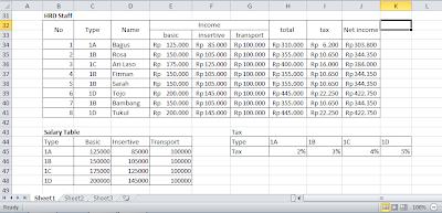 Assignment blog: Excel Practice 5