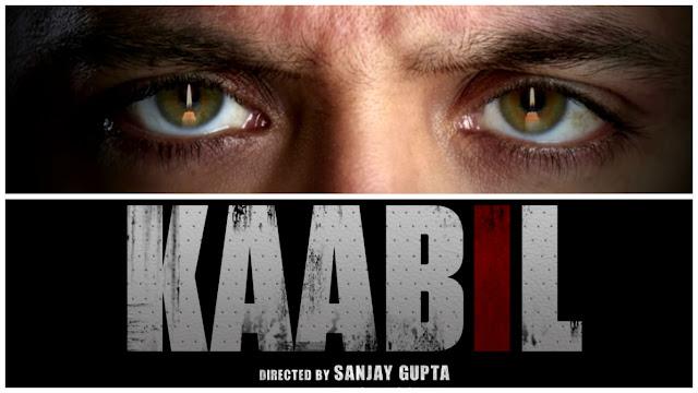 Kaabil 2017 Full Movie Watch Online & Download