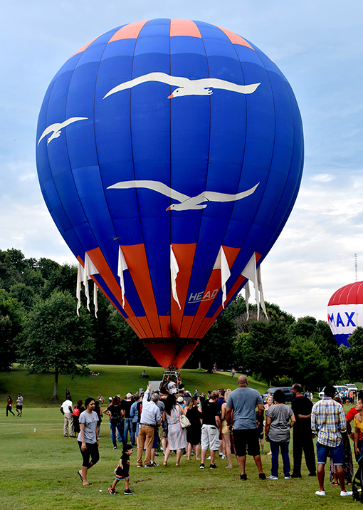 Atlanta Balloon Glow | Piedmont Park | Photo: Travis Swann Taylor