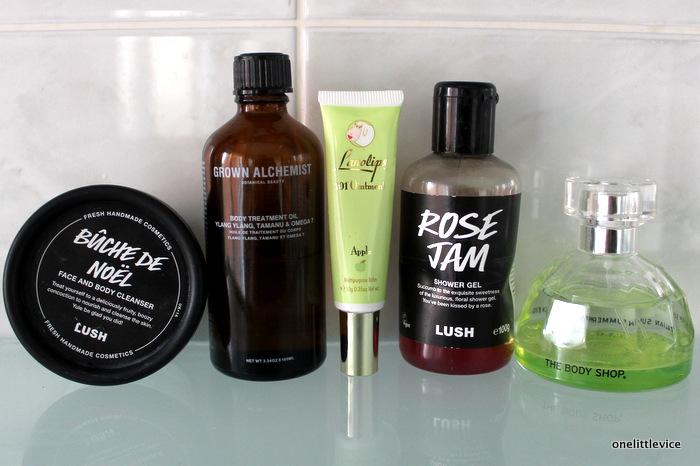 one little vice beauty blog