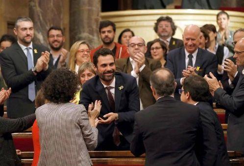 Cataluña: tiempos para la investidura están congelados