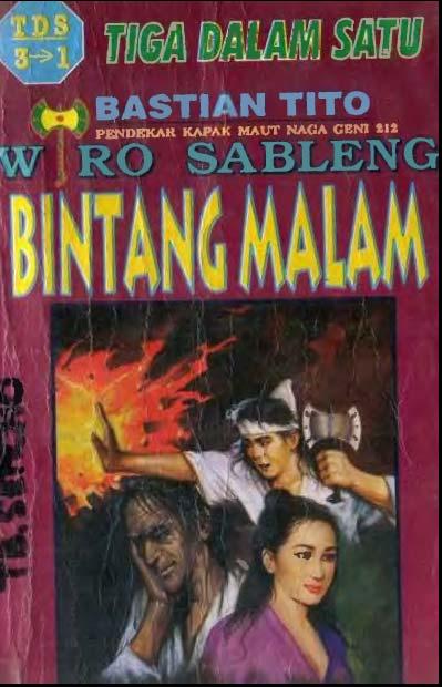 cerita silat online Serial Wiro Sableng Pendekar Kapak Maut 212 karya Bastian Tito