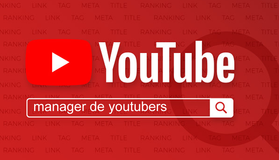 Manager de YouTube Managers que ayudan a los Youtubers