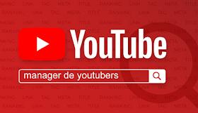 Manager de YouTube: La nueva Profesión, Managers que ayudan a los Youtubers