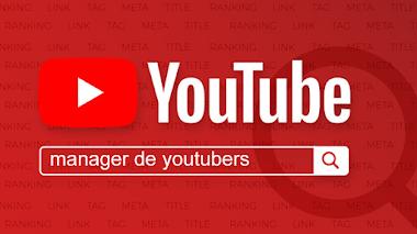 Manager de YouTube es La nueva Profesión, Managers que ayudan a los Youtubers