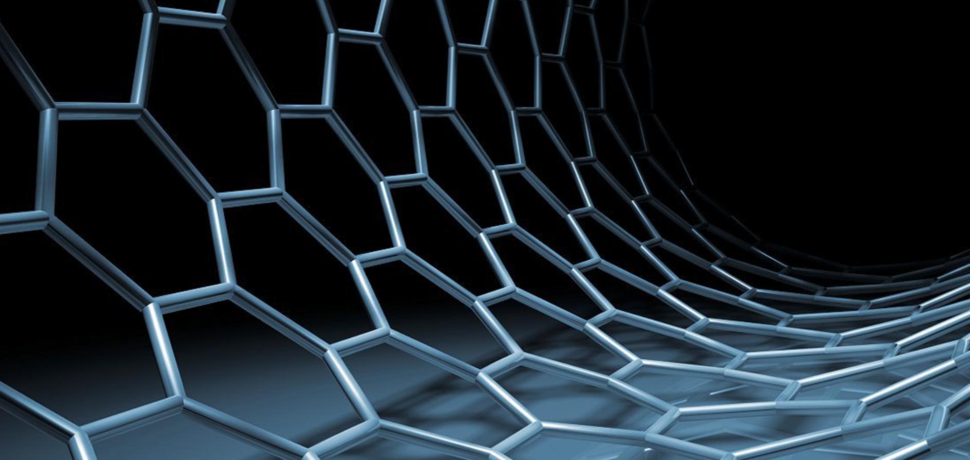Hexagonal structure of graphene