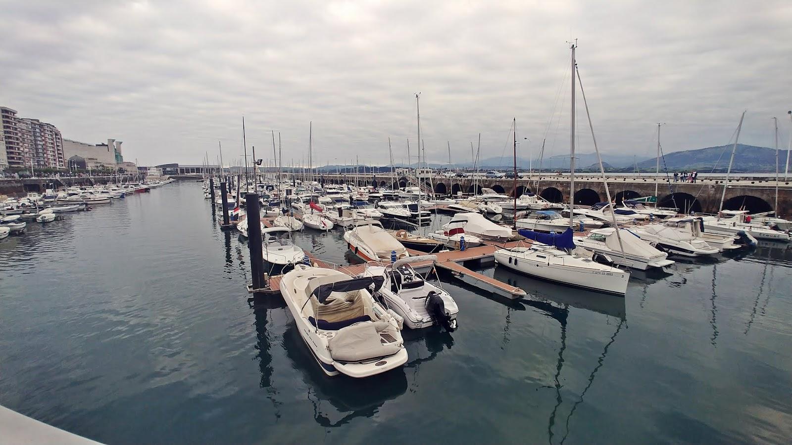 port w Santander
