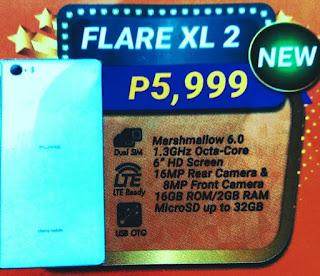 Flare XL 2