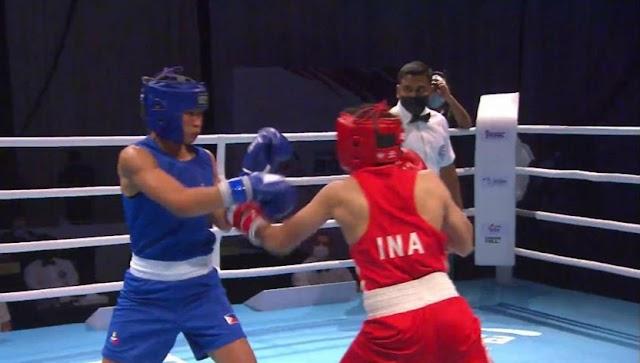 Danrem 162/WB Minta Dukungan Dan Doa Agar Petinju Asal NTB Masuk Final Asian Elite Boxing Championships Dubai.