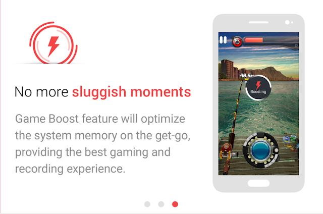 أفضل تطبيق لتصوير الألعاب على هواتف الأندرويد Game Recorder+