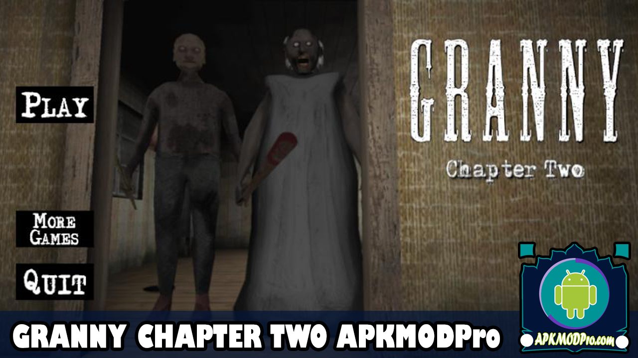Download Granny: Chapter Two MOD APK 1.0.1 (God Mode) Terbaru 2020