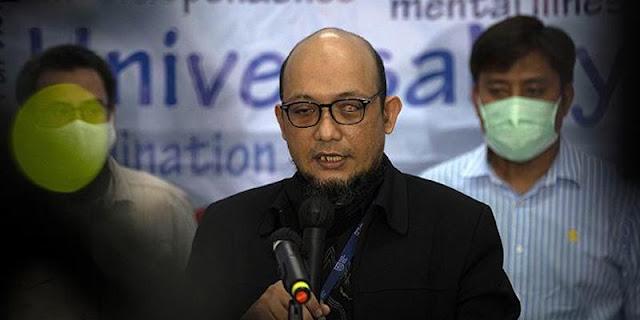 Upaya Novel Baswedan Cs Adu Domba Lembaga Negara Harus Dihentikan Sekarang Juga