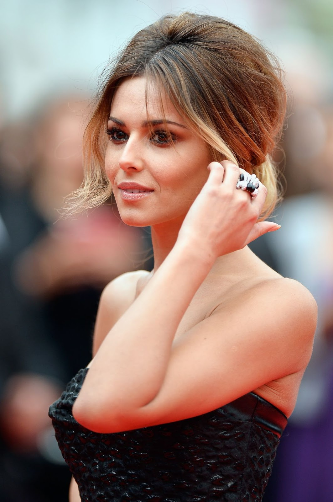 Cheryl Cole At Foxcatcher Premiere At Cannes Film Festival