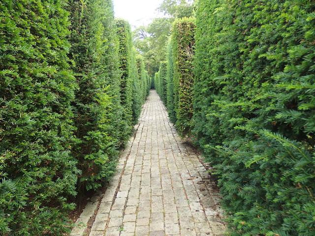 The secret walkway