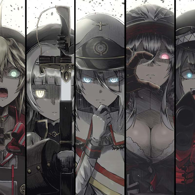 Azur Lane Kriegsmarine 2 Wallpaper Engine