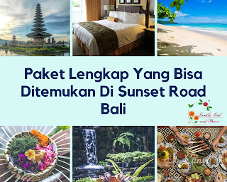 sunset road bali