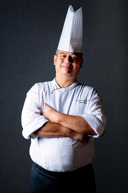 Chef Rafizan, Shook!'s talented Tastemaker