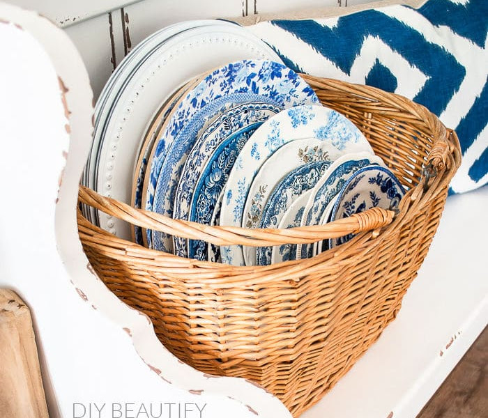 9 Creative Ways to Use Baskets in Home Decor