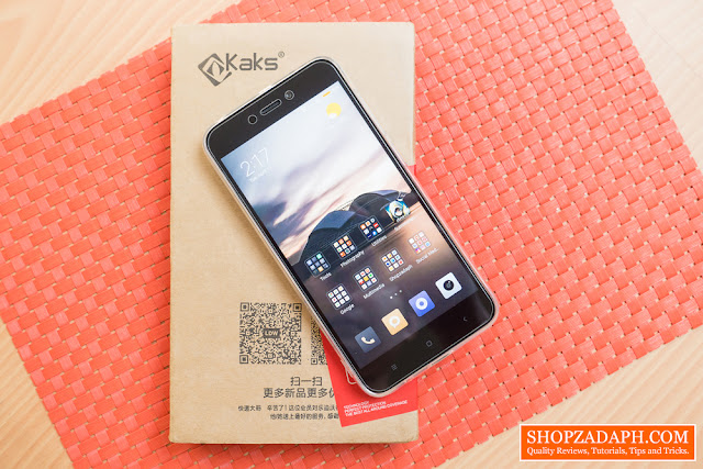 Xiaomi Redmi 5A Case - Xiaomi Redmi 5A Tempered Glass