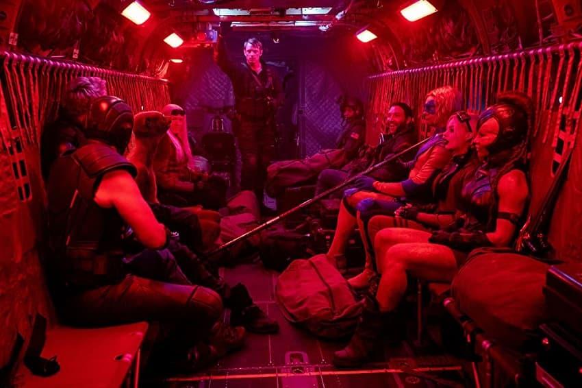 «Отряд самоубийц 2: Миссия навылет» (2021) - разбор и объяснение сюжета и концовки. Спойлеры! - 01