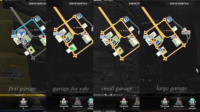 ets 2 google maps navigation for promods v1.9 screenshots 4