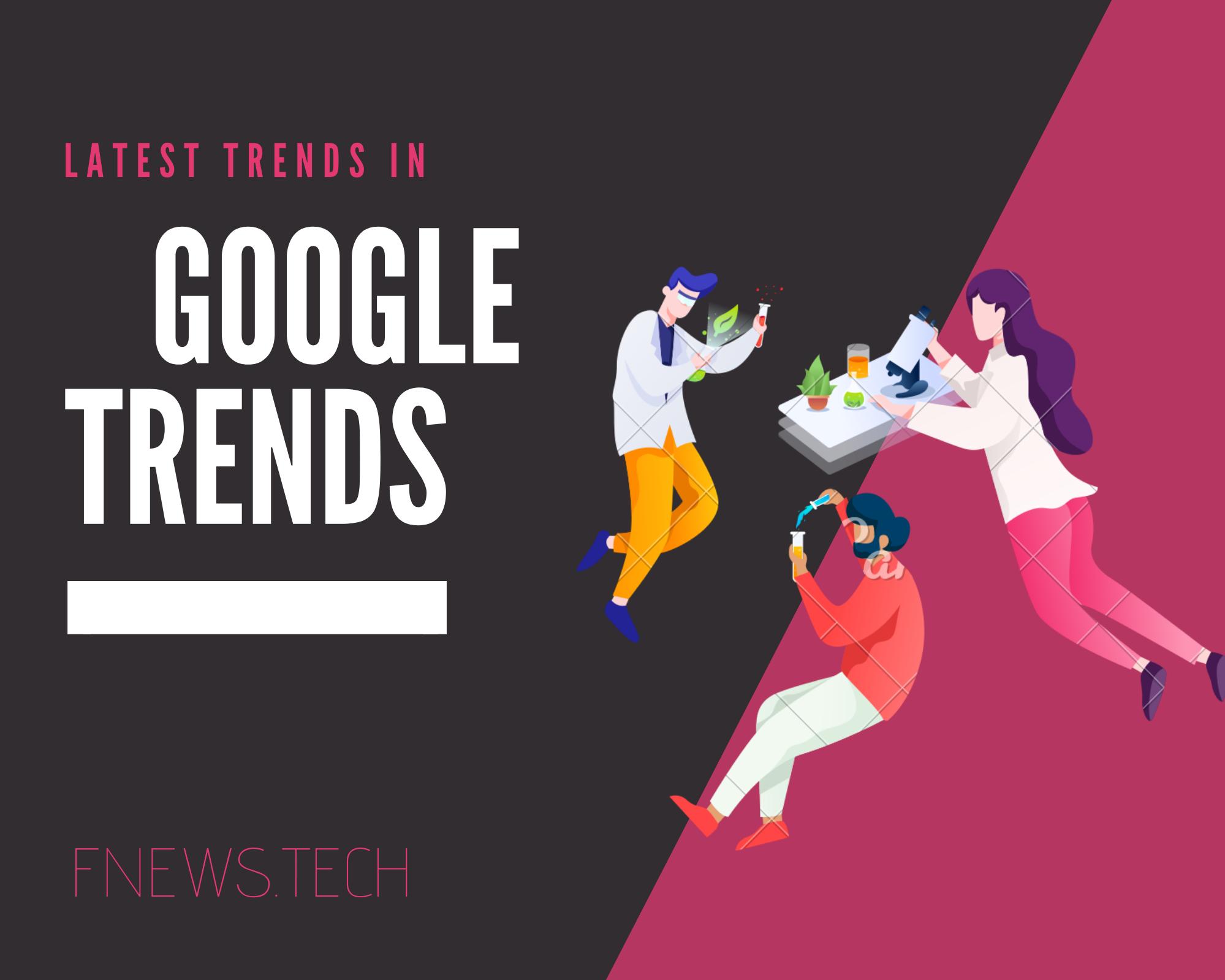Memanfaatkn Google Trends Untuk Melihat Artikel Yang Sering dicari Orang