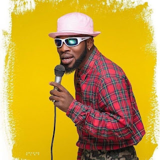 """Comic Cum Singer Broda Shaggi Is Back With Another Single Following His Recent Body Of Work """"Nor Nor"""" And He Titled This """"Wake Up""""."""