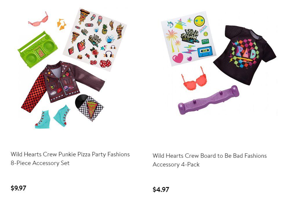 Одежда для куклы Wild Heart Crew