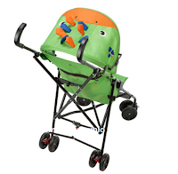 Vinci gratis 1 passeggino Safety leggero Crazy Peps Spike
