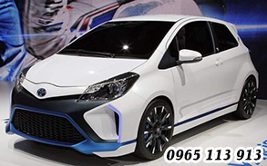 Toyota Yaris Hải Phòng