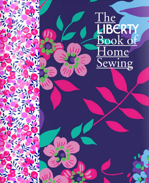 image liberty book of home sewing