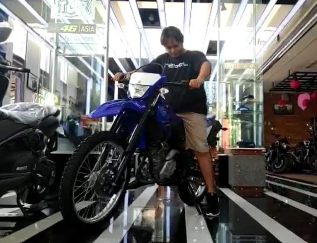 WR155R Indonesia