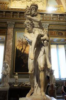 ベルニーニ、アエネアスとアンキセスとアスカニウス