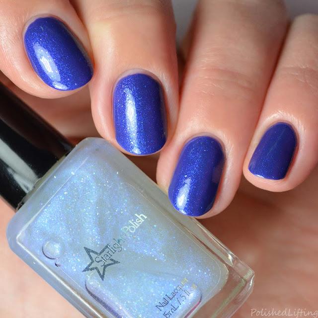color shifting nail polish topper