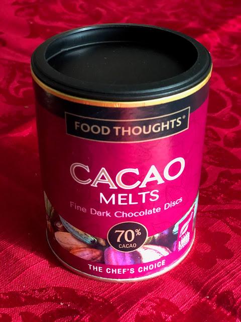 chocolate for melting, Chez Maximka