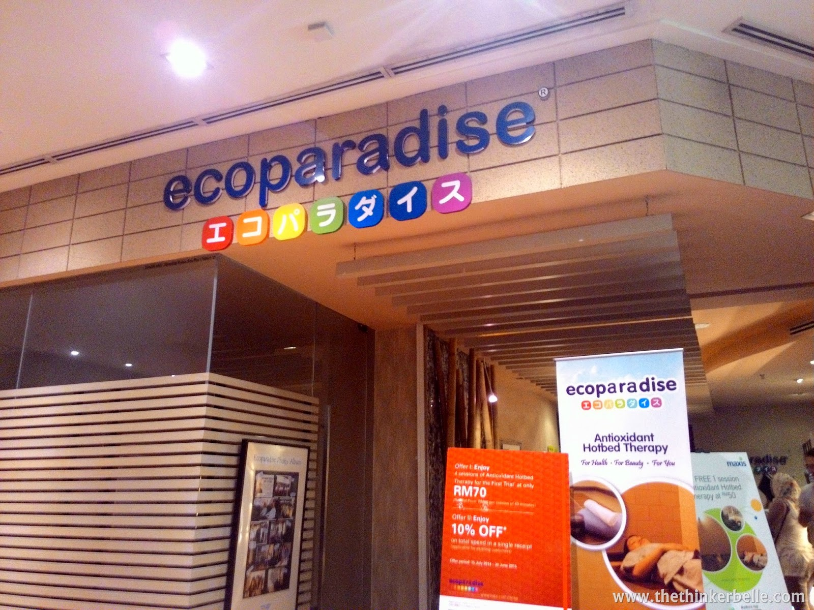 Ecoparadise Hotbed Therapy Location