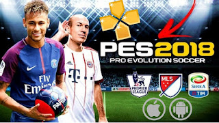 Latest PES 2018 PPSSPP Iso File For Android Now Available To Download