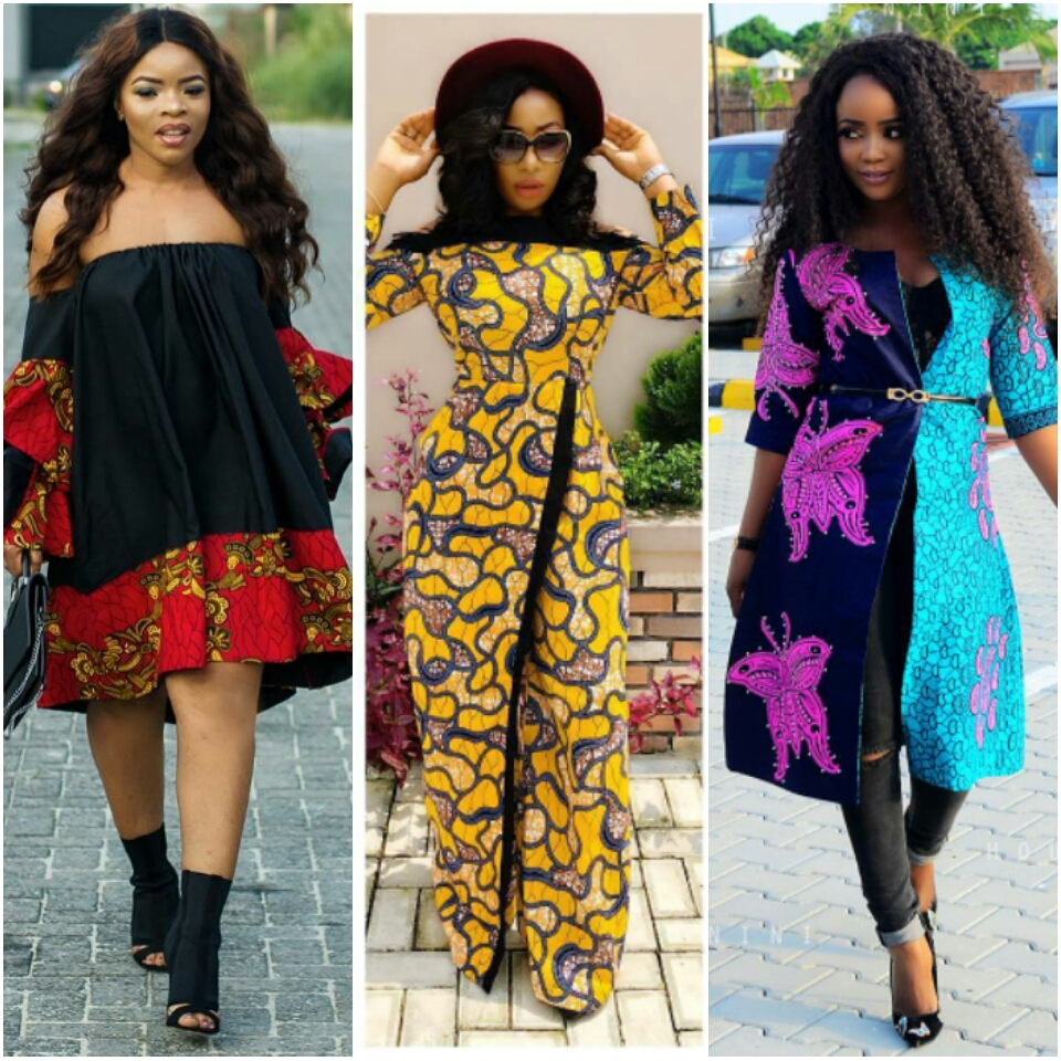 Top Twenty+ Beautiful And Stylish Ankara Styles You Will Love To Rock »