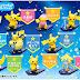 Goodnight Pikachu Night Parade Set