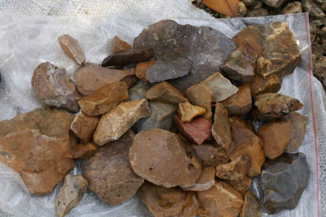 118,000-year-old stone tools unearthed on Indonesian Island of Sulawesi