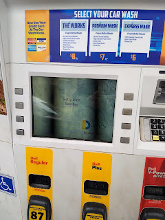 skimmers at the pump