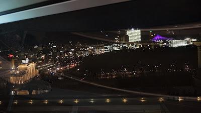Vistas desde el Reichstag