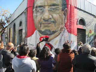 mural doctor Bustos