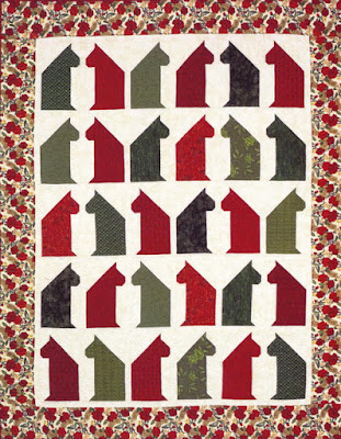 Quilt Inspiration Free pattern day Cat and Dog quilts Delectable Dog Quilt Patterns