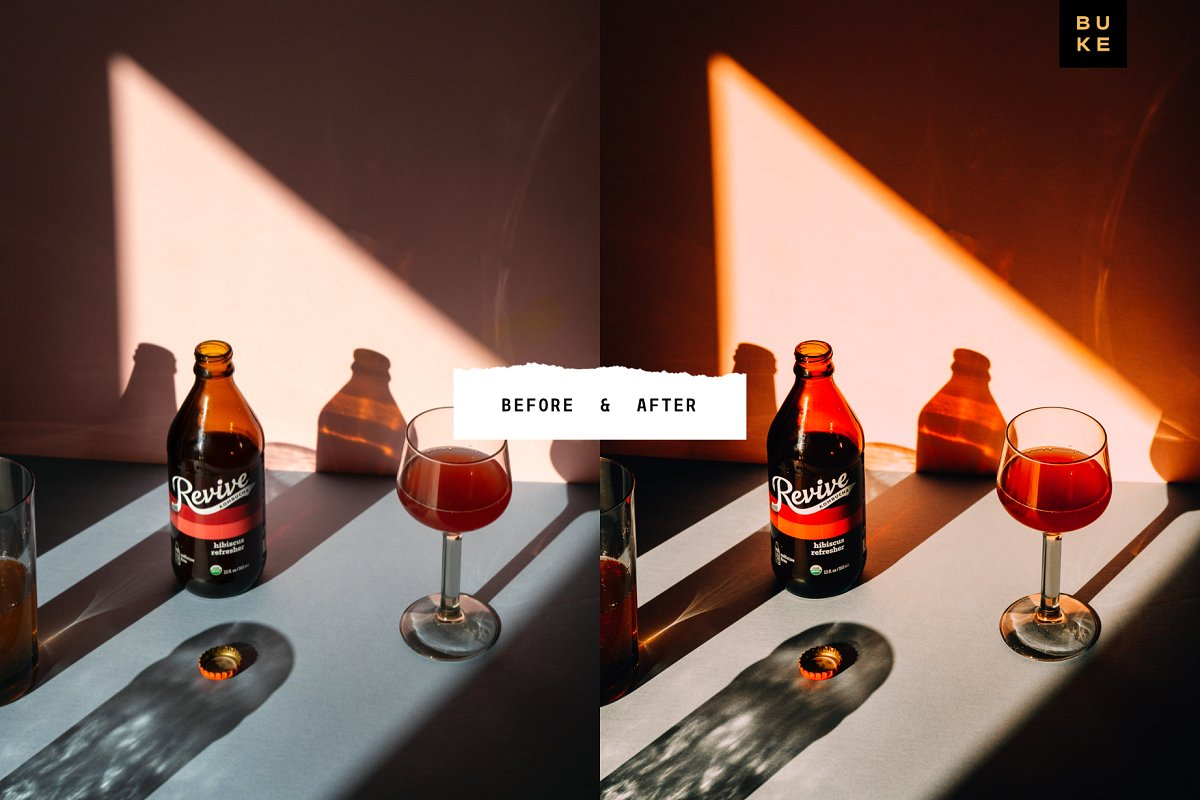 3 Caramel Sun Lightroom Presets Pack (XMP, LR, DNG)