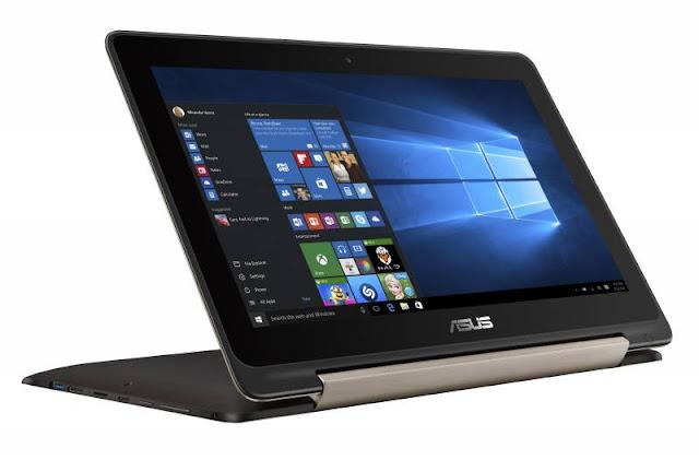 Informasi Teknologi - ASUS VivoBook Flip TP201