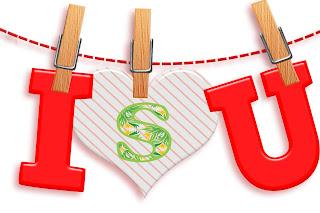 S letter image