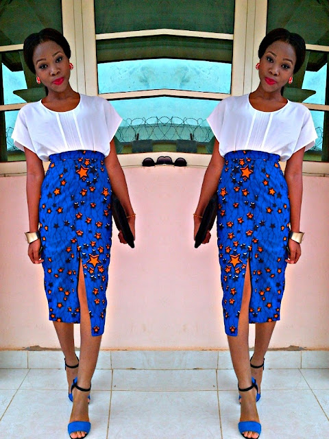ALL ABOUT THE ANKARA GLAMOR