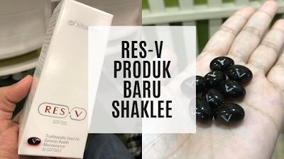 Res-V Produk Baru Shaklee